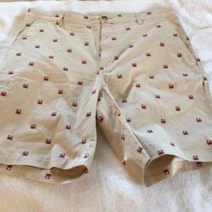 Men's crab shorts